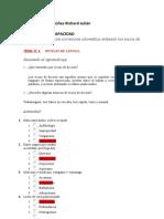 ACCTIVIDAD 004 TECNICAS DE COMUNICACION DICCION