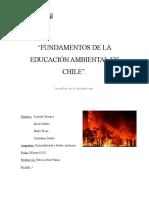 Evaluación 1 antropoceno en chile (1) medio ambiente