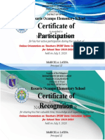 CERT for IPCRF Roll Out