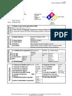 Peroxido de Hidrogeno (Msds)
