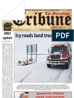 Front Page - January 14, 2011