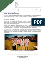 Festivals_avec exercices frances