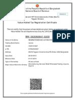 BIN Certification
