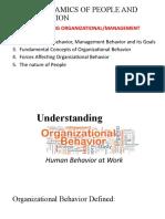 BERBER, Cheena P. organizational behavior 2019