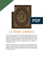 RESUMEN DE LA DIVINA COMEDIA