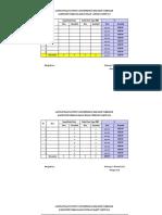 Laporan F3 Gizi Tambahan 2020 ( BALITA KURUS)