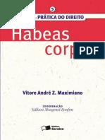 VITORE ANDRÉ MAXIMIANO - Habeas Corpus.epub