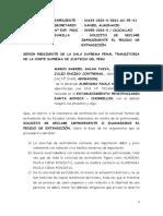 PRESENTE OPOSICION ALMENDRA SUPREM.docx