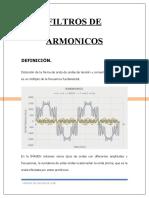 FILTROS ARMONICOS