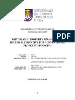 Why Islamic Financing Sheme Is Better.docx