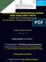 dr. dadang-RESUSITASI DERESUSITASI CAIRAN ANAK SAKITKkRITIS DADANG - KONIKA17 JOGJA 11 Agustus 17 - OK.pdf