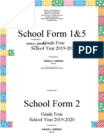 FORMS COVER