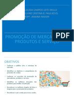 Promoção de mercadorias - pdf