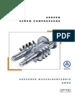 PVI_AERZEN_Screw_Compressor