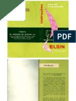 manual usuário elgin ultramatic z-15