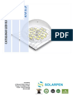 Catalogo Iluminación Interior 2015