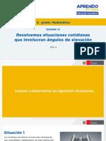 Matematica5 Semana 14 - Dia 4 Solucion Matematica Ccesa007