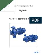 Manual de operação e motagem - KSB MegaBloc.pdf