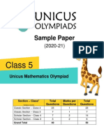 UMO-Sample-Papers-for-Class-5