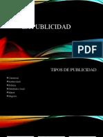 LA PUBLICIDAD TRIGHJ