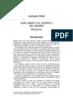 Marx - Jacques Attali