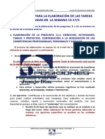 3.(13.-17.2018).INDICACIONES PARA LA ELABORACION DE LAS TAREAS DE LA SEMANA.CICLOS FORMATIVOS[3946]