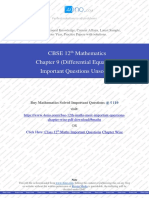 Class 12th Maths Chapter 9 (Differential Equations) Unsolved.pdf