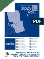Inglesina Zippy Free Manual