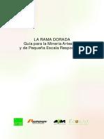 Guia para Mineria Artesanal y de Pequena Escala Responsable