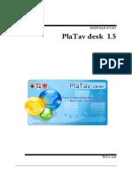 PlaTav Manuale uso 1.5.4