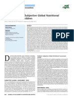 How to Perform Subjective Global Nutritional.pdf