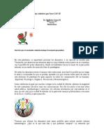 ¡Alimentos en Cuarentena colectiva por Sars-CoV-II! (2)