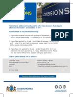 Learner Admission For 2017.pdf