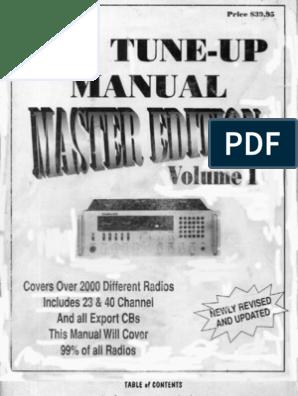 Cbd 350 Vv Instructions