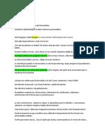 Curso I Epistemología del  Psicoanálisis