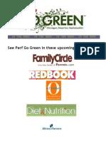 Perf Go Green Top Press