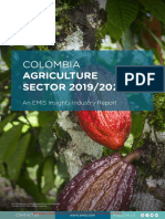 EMIS Insights - Colombia Agriculture Sector Report 2019_2020
