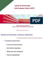 Escuela de Doctorado Pompeu Fabra