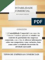 CONTABILIDADE COMERCIAL - AULA 1