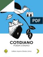 COTIDIANO - Poesia e Ensaio (2020) - A. Silveira Júnior