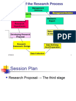 Session  14  Research Proposal
