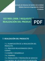 ANÁLISIS ISO 9001.2008 REQ.7