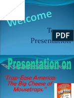 Trap-Ease America