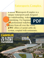 CamSur Water Sports Complex