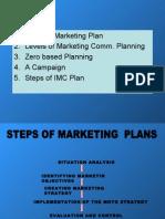 Imc Mktg Plan