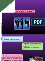 Auditoria Caja y Bancos ppt