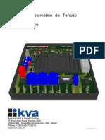 Guia de instalação K38P3