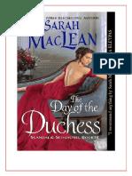 Perigo Para Um Inglês - Sarah MacLean