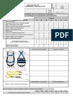 GInspección Pre Uso de arnes de seguridad y linea de vida.xlsx