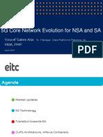 5G Core Network Evolution for NSA and SA.pdf